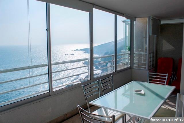 Alquiler Euromarina 6 personas, hermosa vista, terraza, pileta climatizada