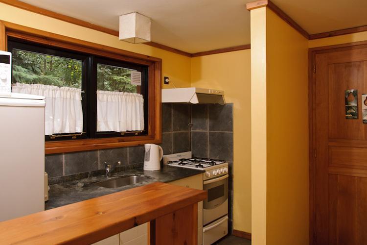 Bahia Manzano Resort Cabaña Para 6 Personas
