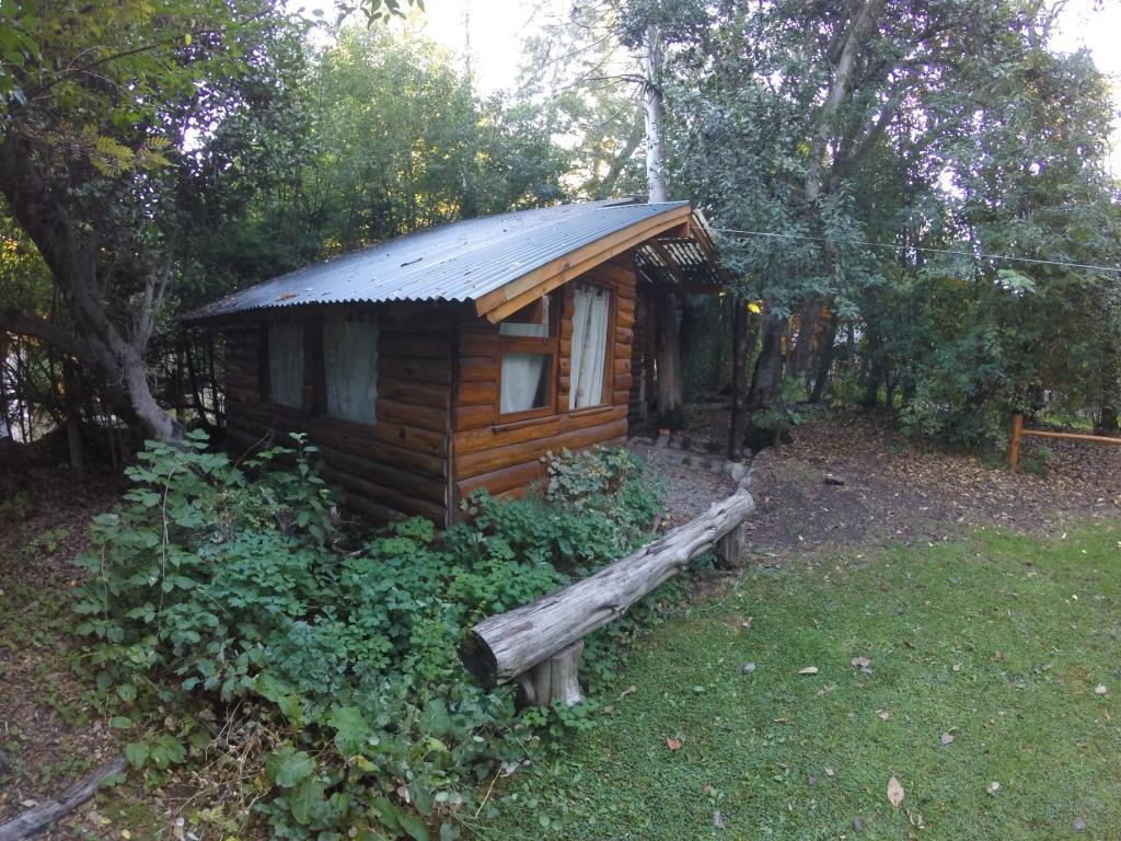 cabaña en el bosque para dos