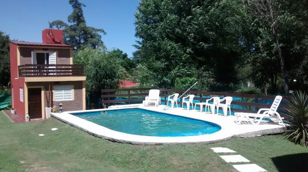 Alquilo Duplex en Villa Carlos Paz P Temporada