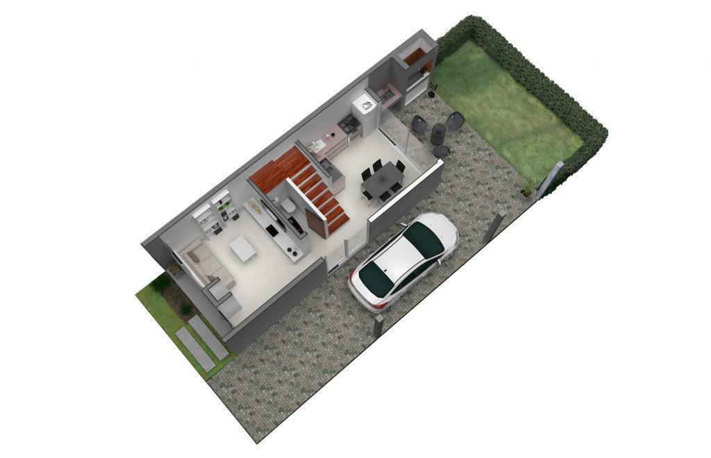 Dúplex 2 dormitorios. Entrega mínima 120 cuotas