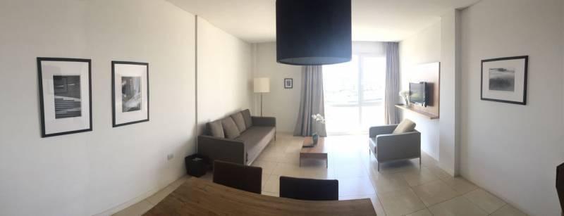 CONDOMINIO AMOBLADO KIT HOTEL. BAHIA. BALCON 3 AMBIENTES DISP. 1 DE ENERO 2017